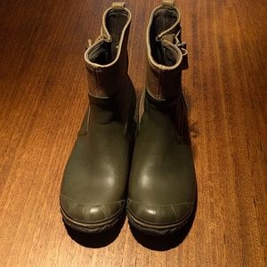 Anthropologie Sorel Slimpack Riding Boots size 8